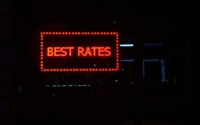 Quel est le meilleur taux? Est-ce le meilleur produit?